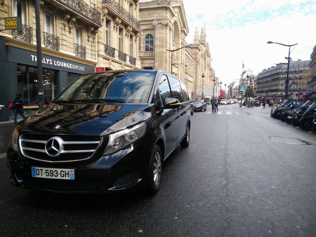 livraison location minibus